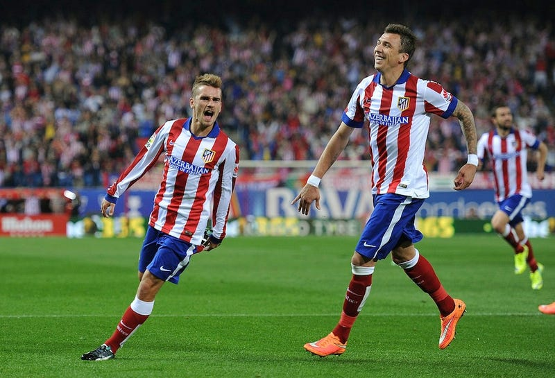 Illustration for article titled How Atlético Will Rely On Their New-Look Attack To Beat Real Madrid
