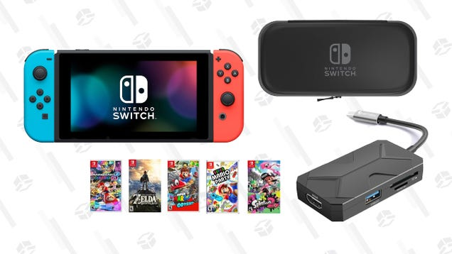 Walmart s Build-Your-Own-Switch-Bundle Deal Is Back And Better Than Ever