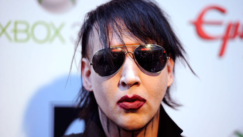 Illustration for article titled Your Dream Fiance Marilyn Manson Is Engaged to Another Woman [UPDATED]