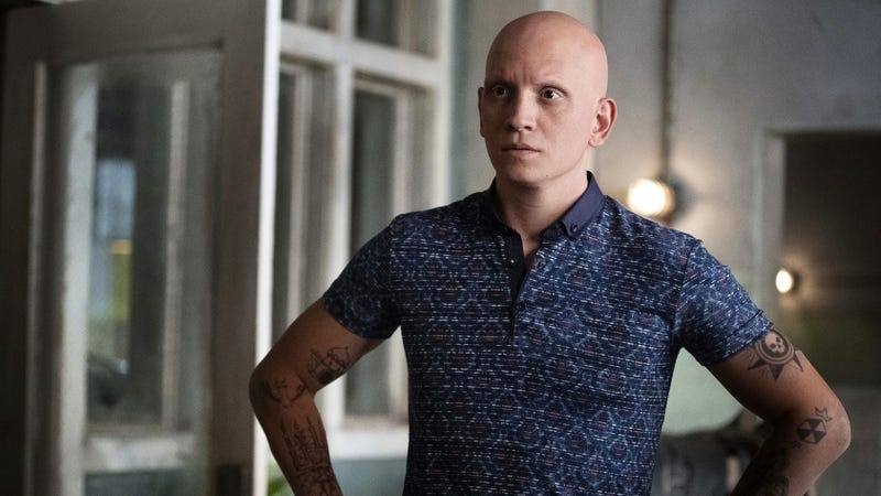 AnthonyCarrigan of Barry has joined Bill & Ted part three.