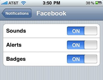 Illustration for article titled Facebook 3.1 iPhone App Brings Push Notifications and Contact Sync