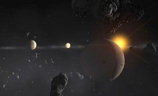 Van a bautizar 32 planetas con nombres horribles y solo tú puedes impedirlo