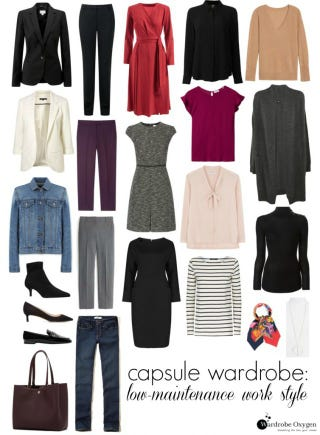 Illustration for article titled Capsule Wardrobes