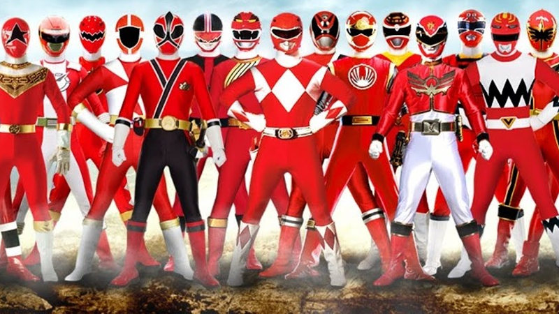 Illustration for article titled 23 Years of Power Rangers Uniforms, Ranked (Part Three)