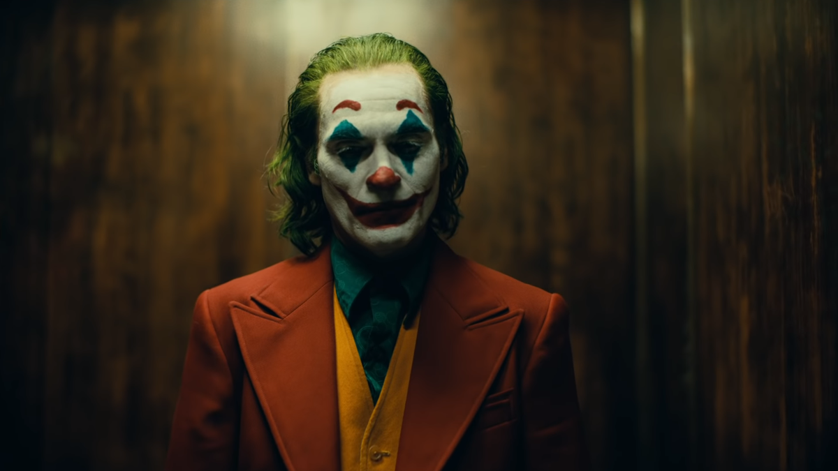 best sneakers 6a9e1 abac9 A New Clown Prince Rises in the First Teaser for Joker