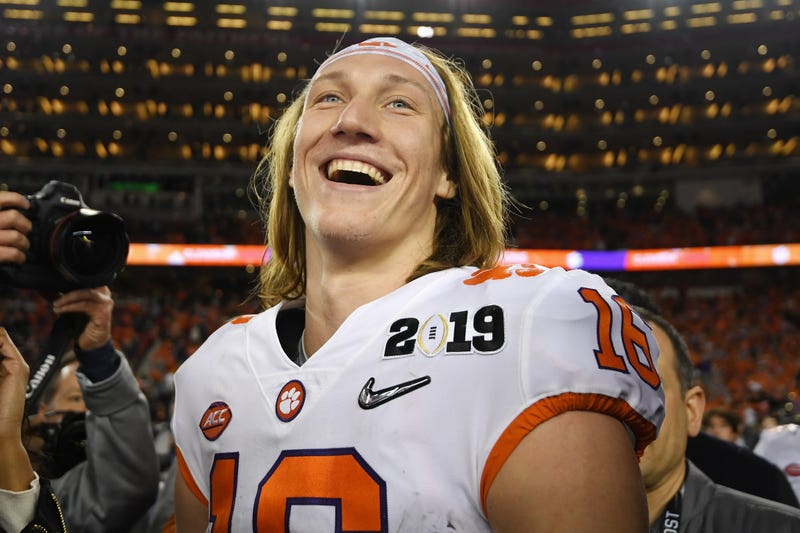 the latest 737ec 8f433 It Sucks That Clemson's Trevor Lawrence Can't Play In The ...