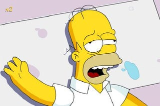 Illustration for article titled Simpson Arcade iPhone Preview: Steeped in Authenticity