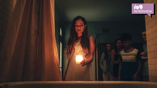 Seance s Simon Barrett on Making Horror in Horrifying Times