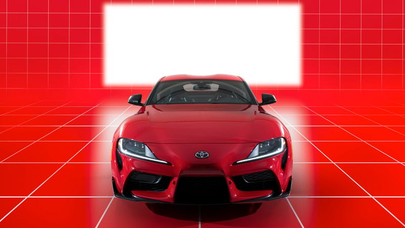 Illustration for article titled Your Ridiculously Awesome Toyota Supra Wallpaper Is Here