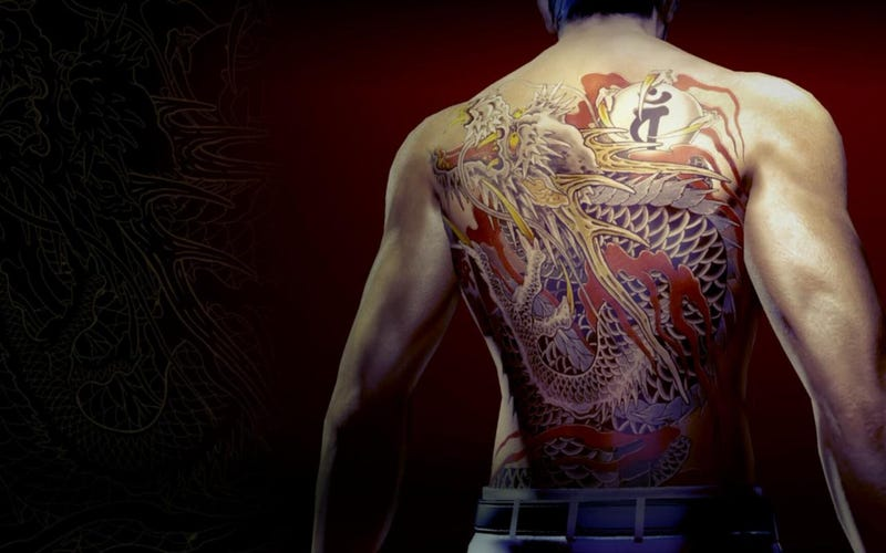 4c7178fdb The Meaning Of Yakuza's Tattoos