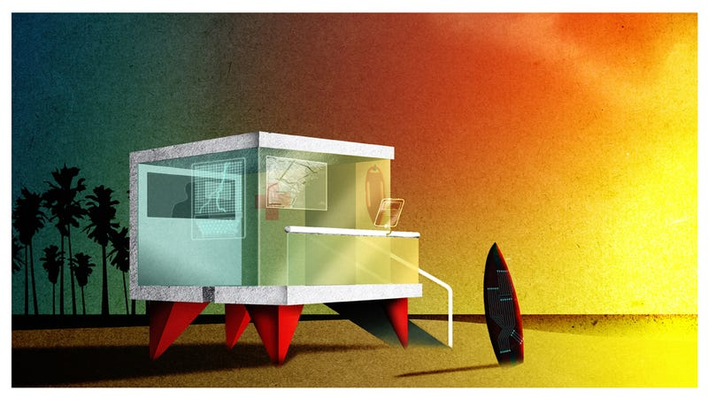 Illustration for article titled A Guide to LA's Surfer-Friendly Startup Hub, Silicon Beach