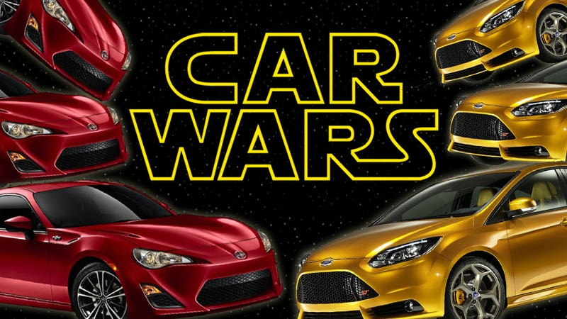 Car Wars Is Where We Pit Some Of Today S Hottest Cars Against Each Other And Then In A Commenting Fight To The Decide Which One D