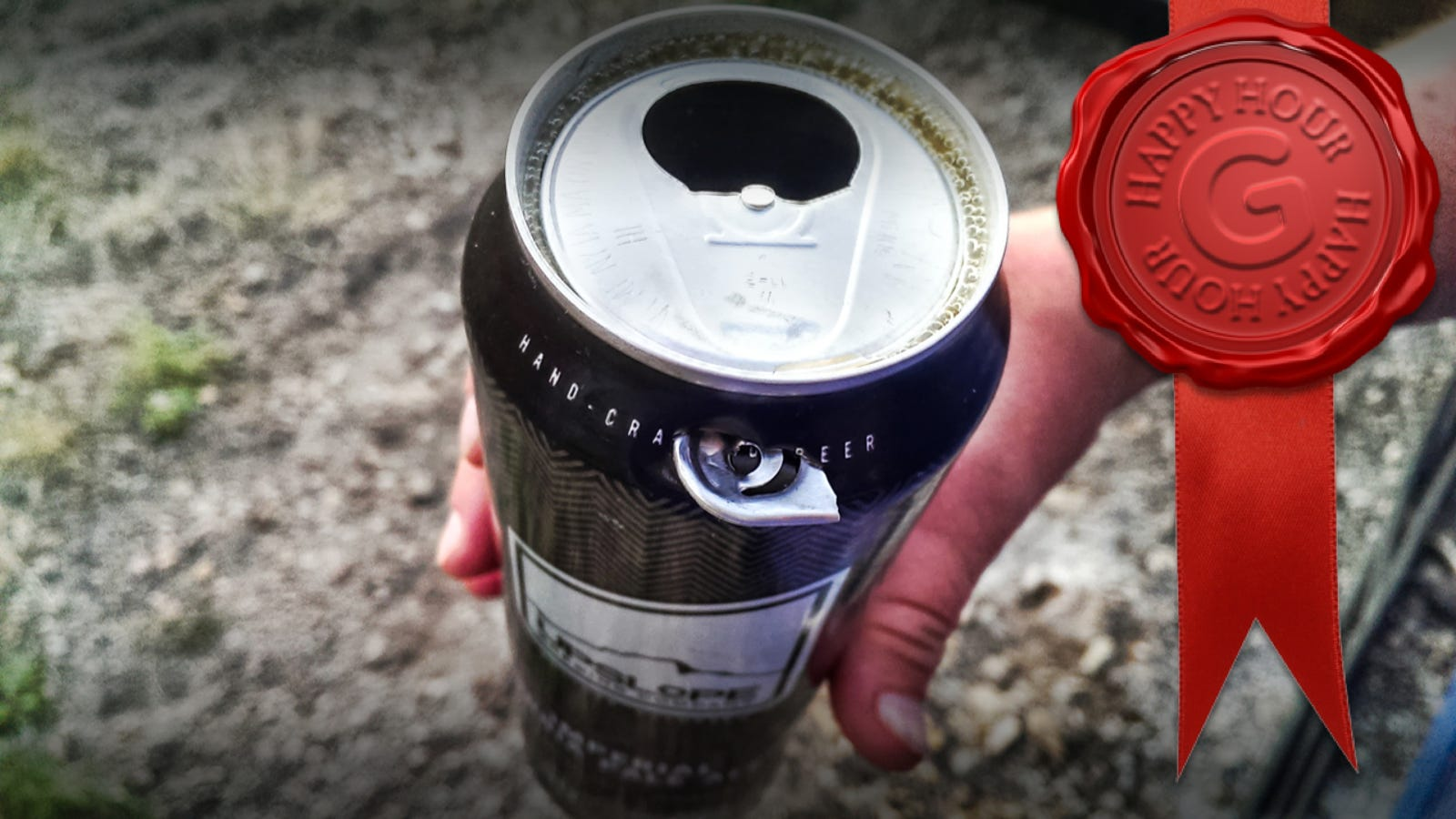 The Shark Fin: How to Shotgun Your Beer With Class