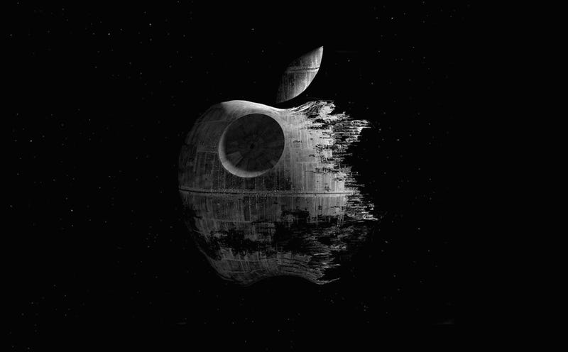 Illustration for article titled Apple Is to Tech as Star Wars Is to Movies. Just Think About It.