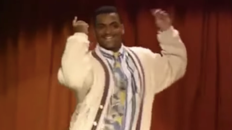 "Illustration for article titled U.S. Copyright Office shades the ""Carlton dance"" while refusing Alfonso Ribeiro's ownership claim"