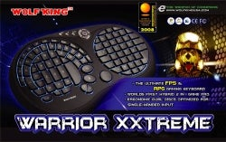Illustration for article titled Wolfking Warrior Xxtreme Hockey Pucks Gamepad Out Now