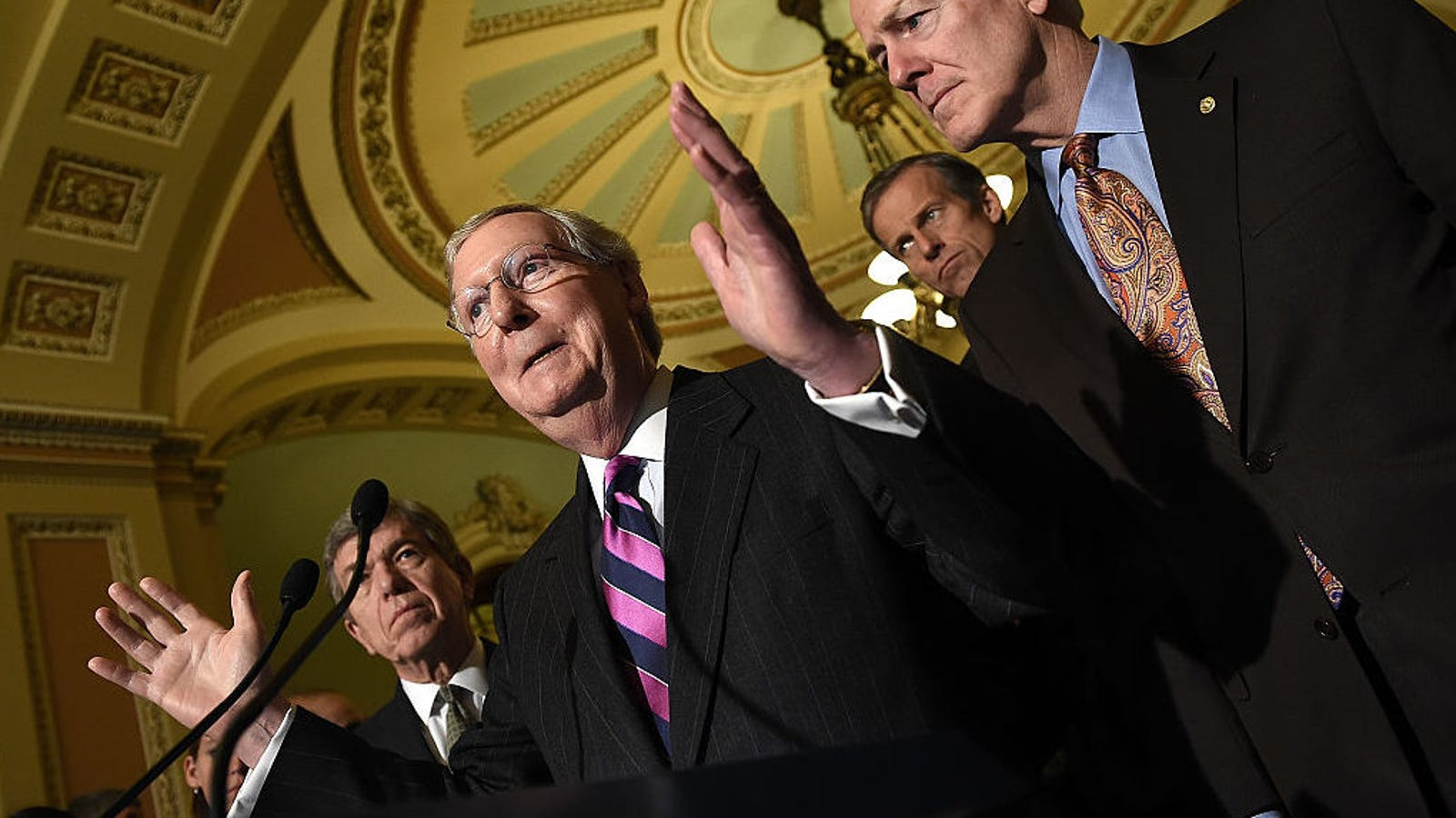 Senate Republicans Vote Against Increased Funds for Election Security