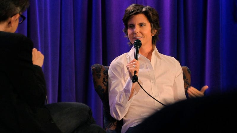 Illustration for article titled Tig Notaro on romance, topless comedy, and her new Netflix doc