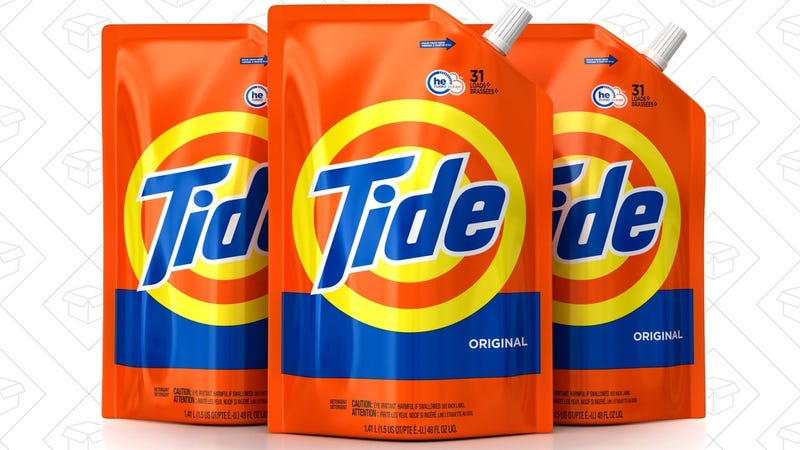 Tide Smart Pouch 3-Pack, $14 after Subscribe & Save and $3 coupon