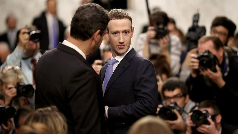 Illustration for article titled UK Parliament Says 'Digital Gangsters' at Facebook Can't Police Themselves