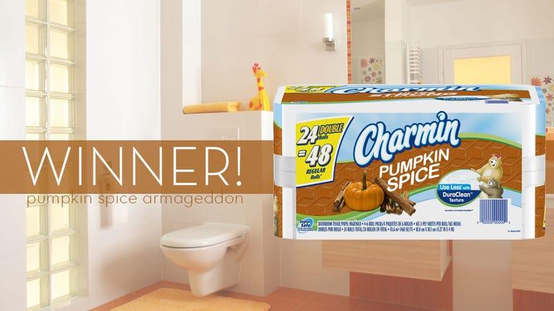 Illustration for article titled Kotaku' Shop Contest: Pumpkin Spice Armageddon: Winners!