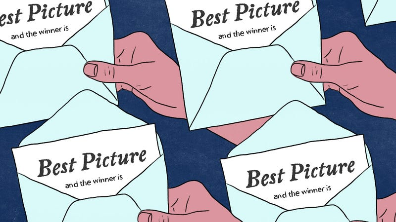 Illustration for article titled The 8 greatest years for the Oscars'Best Picture lineup