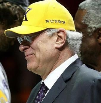Illustration for article titled Phil Jackson Only Interested In Coaching Home Games