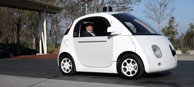 Illustration for article titled Auto Industry Puts Google On BLAST!! 'Ugly Potato' New Name For Silicon Valley's Horror Car