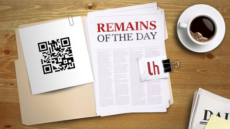Illustration for article titled Remains of the Day: Chrome for iOS Gets a QR Code Scanner