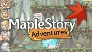 Illustration for article titled MapleStory Oozes Its Sweet, Sticky Goodness All Over Facebook