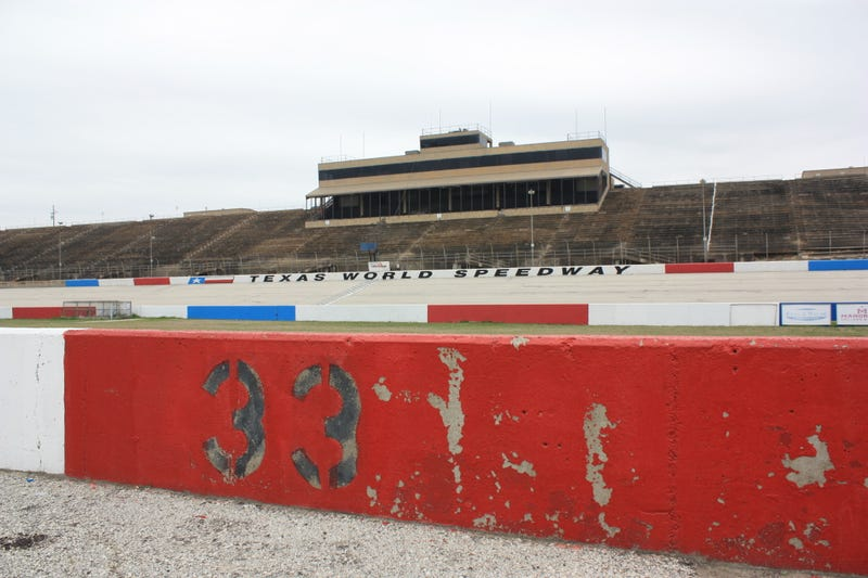 Illustration for article titled These Investors Want To Buy Texas World Speedway Before It Becomes A Subdivision