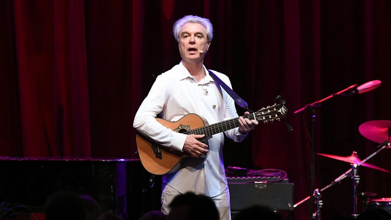 Illustration for article titled David Byrne offers heartfelt mea culpa for not including more women on his new album