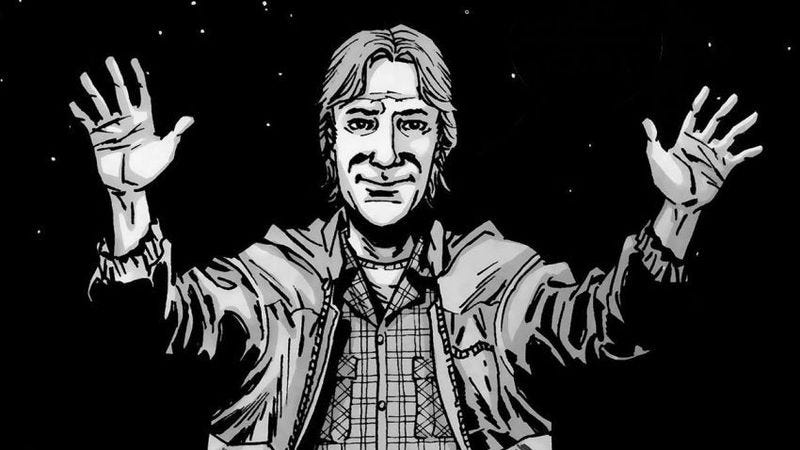 """Illustration for article titled The Walking Dead may have cast a """"prominent"""" gay character"""