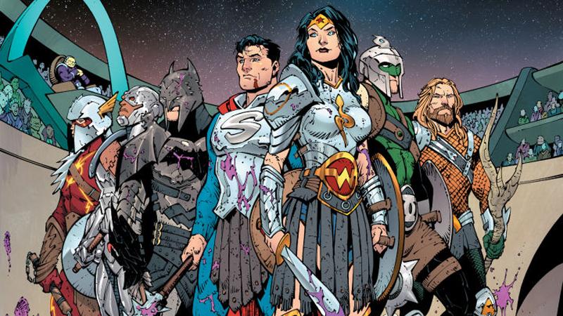Image: DC Comics. Art by Greg Capullo