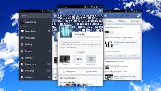 previous version of facebook