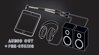 Illustration for article titled Griffin's DJ Cable Makes iPad DJing Significantly Easier