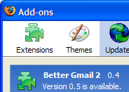 Illustration for article titled Better Gmail Update Now Available