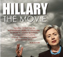 Illustration for article titled Long-Suffering Supreme Court Endures Hillary: The Movie