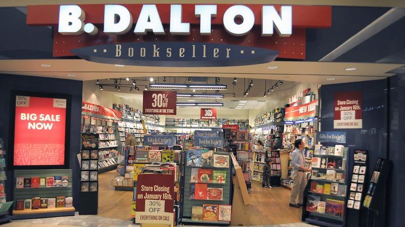 A B. Dalton in 2009