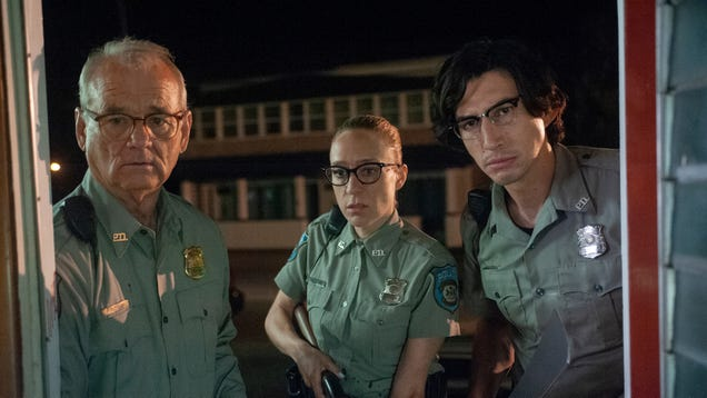 Jim Jarmusch has successfully tricked Cannes into selecting a zombie movie as its opening film