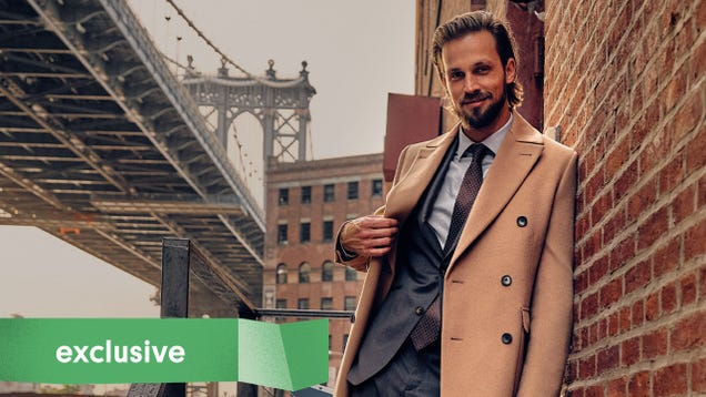Indochino s Overcoats Are Just $295 For a Limited Time
