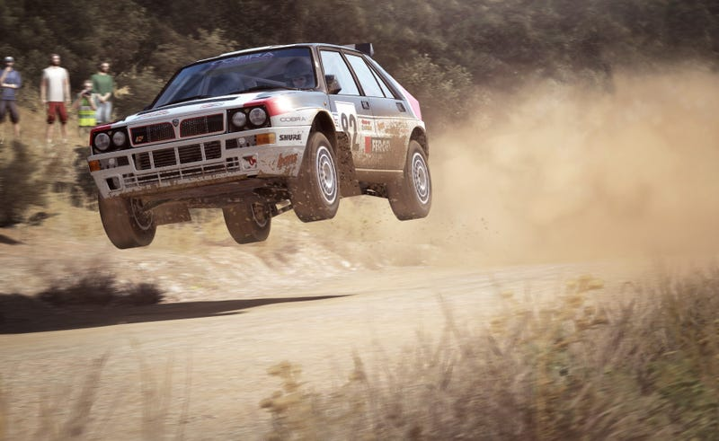 Illustration for article titled New Rally Game by CodeMasters!