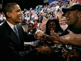 Illustration for article titled How Obama's Economic Policies Benefit Blacks