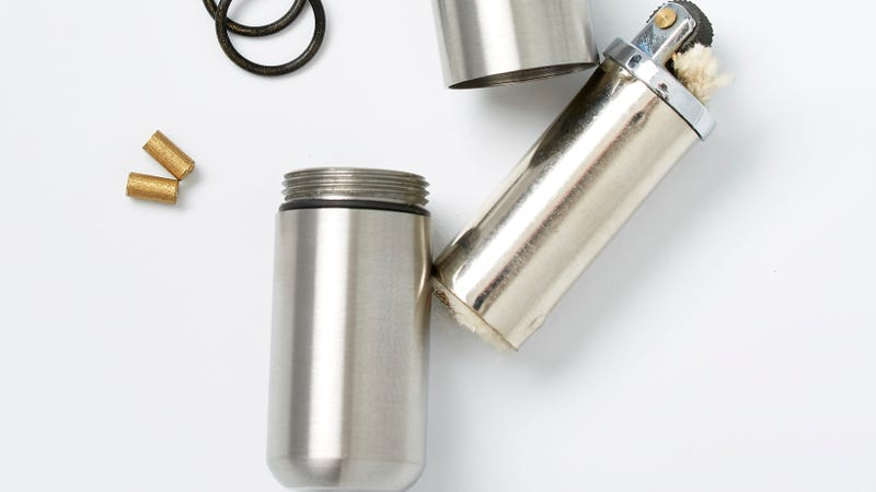 Illustration for article titled Take 45% Off This Lightweight Titanium Peanut Lighter ($13)
