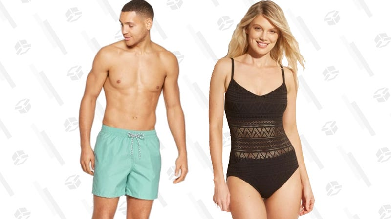 977772a4ba The Deals Are Off the Deep End at Target's BOGO 50% Off Swimsuit Sale