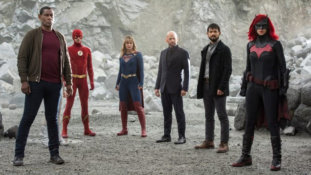 How Should the CW s Crisis on Infinite Earths End?