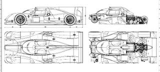 Illustration for article titled Meet The Ex-F1 Engineer Designing An Open Source Le Mans Car