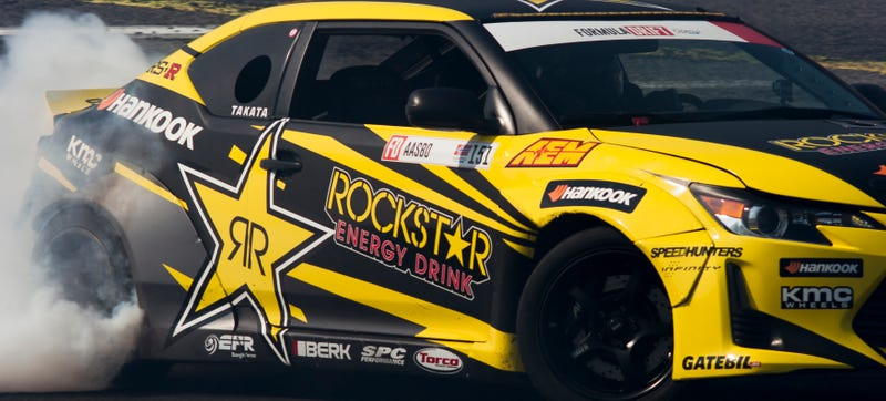 Illustration for article titled Formula Drift Champion Fredric Aasbo Will Be Here NEXT WEEK For A Live Q&A