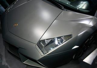 Illustration for article titled Frankfurt Auto Show: Lamborghini Reventón