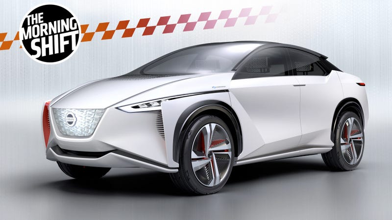 Illustration for article titled How Nissan Plans To Go All-In On Electric Vehicles